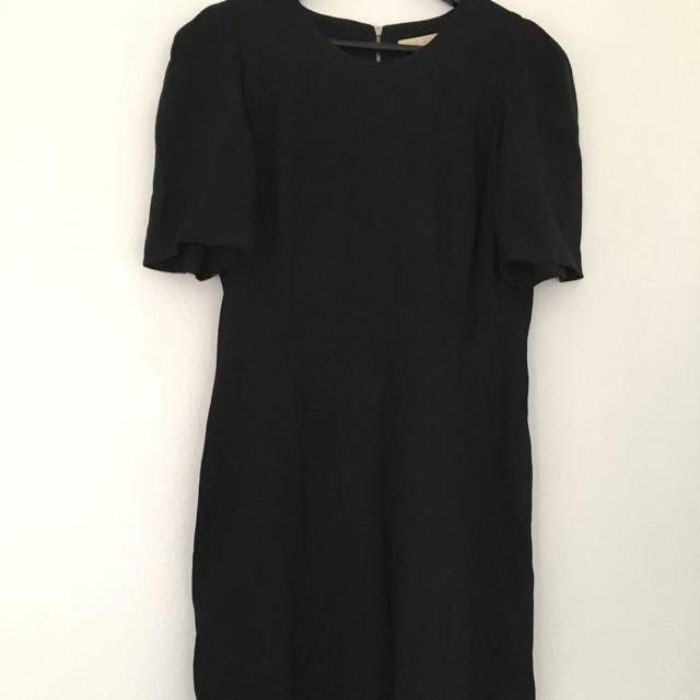 Willow Black Dress