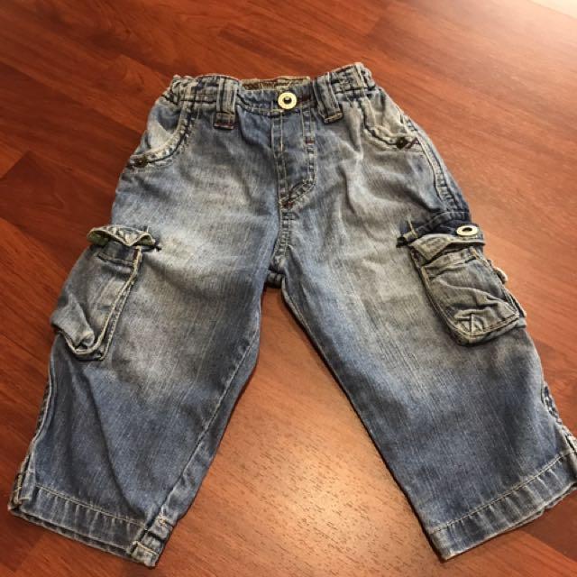 Zara Baby Cargo Pants