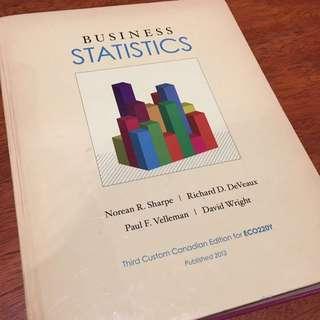 Business Statistics Textbook (ECO220Y)