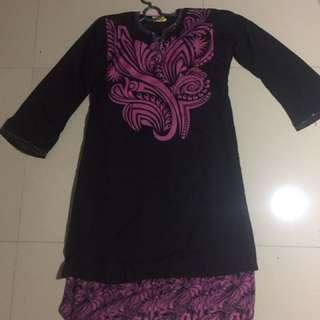 Zeenath Baju Kurung