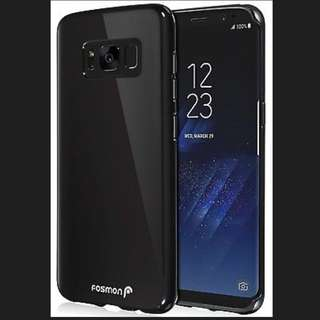 For Samsung Galaxy S8 / S8 Plus [Drop Proof Protection] Slim TPU Skin Case Cover - paypal, no pickup