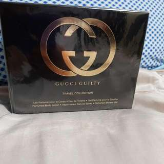 Original Gucci Guilty Travel Collection
