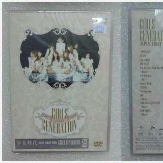 [OFFICIAL] Girls' Generation SNSD Japan 1st Tour DVD Tiffany Taeyeon Yoona Jessica Hyoyeon Yuri Sunny Sooyoung Seohyun Kpop