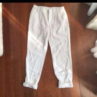 White Trousers (Celana putih)  #clearancesale