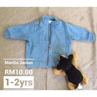 Mango Kids Jacket