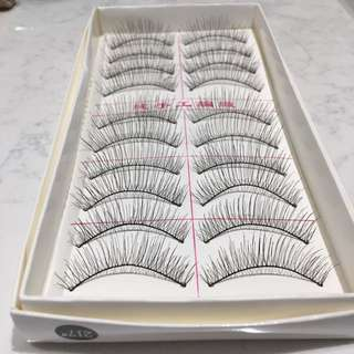 Fake Eyelashes (Falsies)