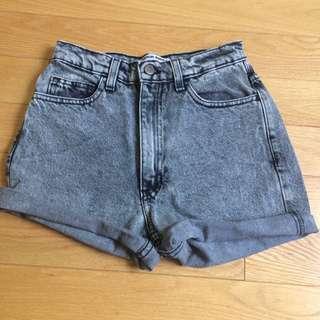 AA Stone Wash Shorts