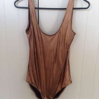 Glassons Copper Body Suit