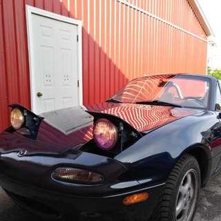 1997 Mazda MX5 Miata