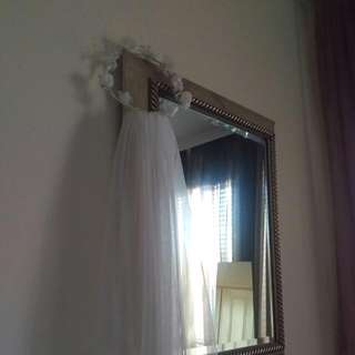 Bridal Flower Veil