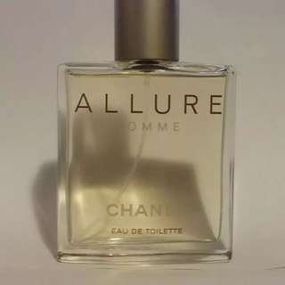 Chanel Allure HOMME Edt 100ml New No Box Unused