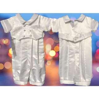 Full-set Baptism Romper Suit *EXCLUSIVE*