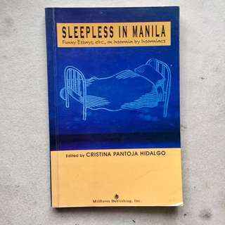 Sleepless In Manila