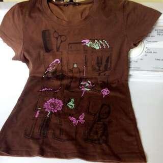 BíՀɑɑɾҽ T-shirt