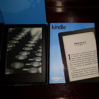 Kindle 8th Generation 2016 Daylight Readable Touch Display
