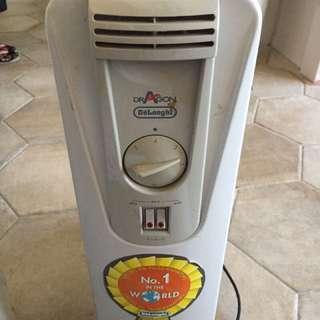 迪龍吉9片式電暖器