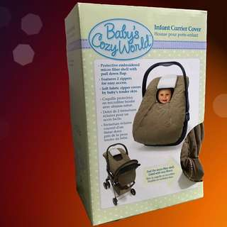 Infant Carrier Cover
