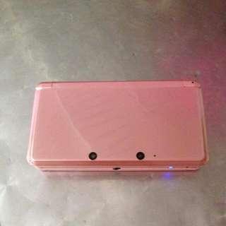 Nintendo 3DS (Pink)