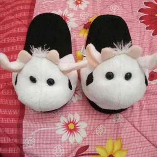 Cow Slipper