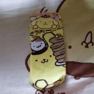 布甸狗 襪