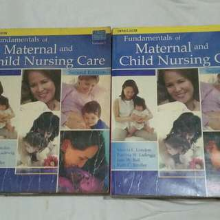Maternal and Child Book 2nd Edition