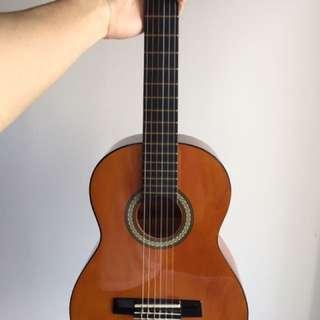 Mini guitar Valentino