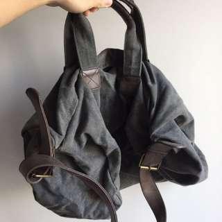 Duffel Bag Grey