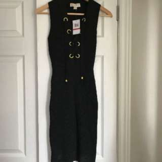 Michael Kors Black Dress XS BNWT