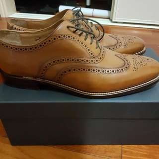 TYLER BROGUE TRENERY SHOES