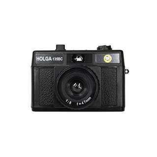 HOLGA 135BC BLACK (WITH FLASH)