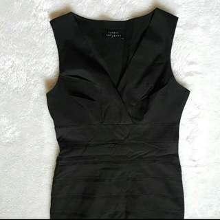 classy bandage dress not zara H&M F21 topshop celine