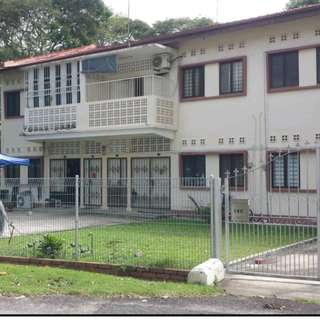 Single level terrace house for rent.