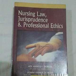 Nursing Ethics Book
