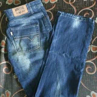 celana jeans rawhide