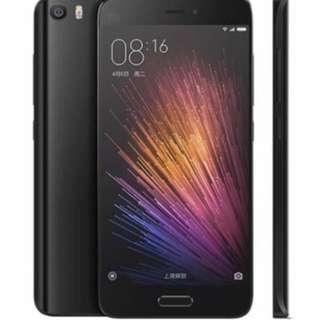 ( Want To Buy ) Xiaomi Mi5 Jet Black