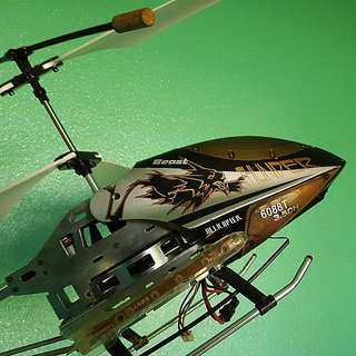 Thunder Beast Helicopter 6088T Only