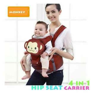 ****MAMBO BABY 4 in 1 HIP SEAT CARRIER