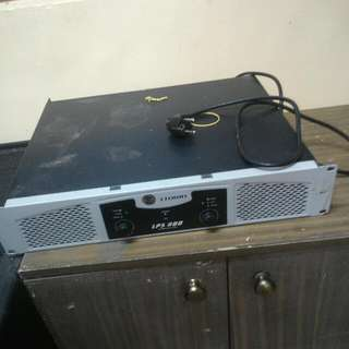 Crown LPS 800 Amplifier