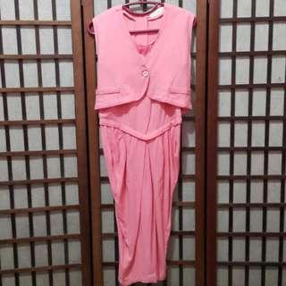 Dress Draperri