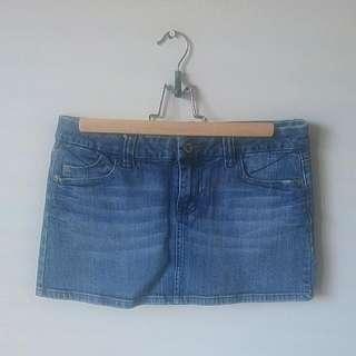 Size 10 I Denim Skirt