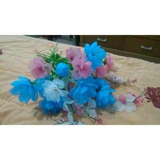Bunga Akrilik / Acrylic Flower