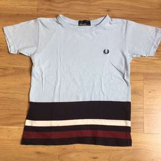 Boys Fred Perry Shirt
