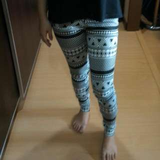 Tribal Long Pants