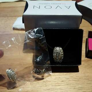 Sparkling Oval Giftset