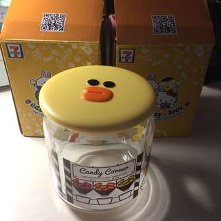 Line X Sanrio Mug