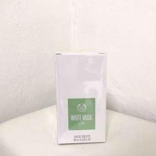 [30% Off BN] The Body Shop White Musk L'eau 100ml