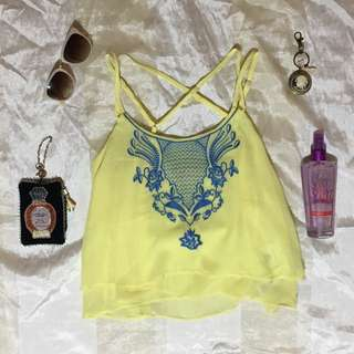 Splash Flare Top