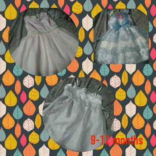 Take All! 2 Baby Gown And Dress