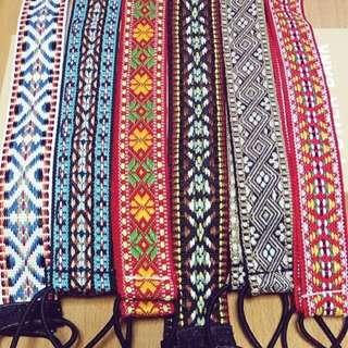 民族織帶 髮帶 手作 手工 Diy髮飾