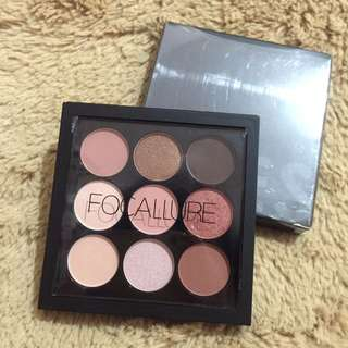 Ready❗️ Focallure No 3 Eyeshadow 9 Palette